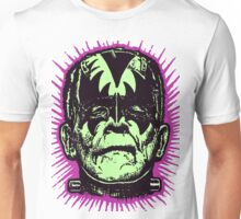 FranKISStein Rock Monster Unisex T-Shirt