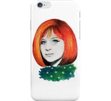 Barbra Streisand iPhone Case/Skin