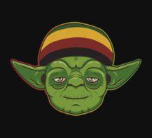 Rasta Yoda no.2 by Peglay