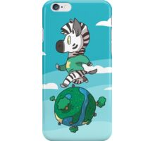 Zebra Crossing iPhone Case/Skin