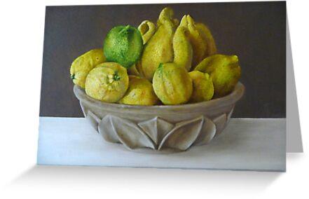 Lemons by pucci ferraris