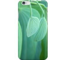 New Beginnings - Soft and Tender iPhone Case/Skin