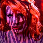 Riviera Visual - Year 3009- Cyber Redhead by RIVIERAVISUAL