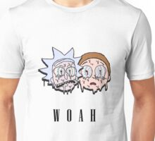 Reck n Melty - Fanmade Rick and Morty Design Unisex T-Shirt