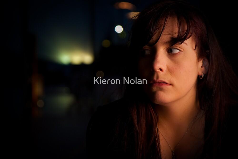 Under the tree by Kieron Nolan