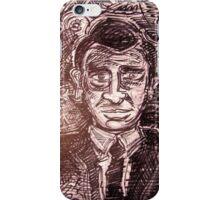Rod Serling iPhone Case/Skin