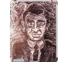 Rod Serling iPad Case/Skin