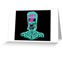 Ziggy Skulldust Greeting Card