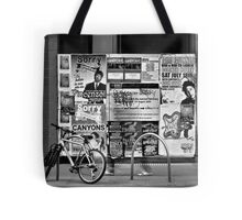 The Chaser Tote Bag