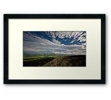 Greenan Fort, Donegal Framed Print