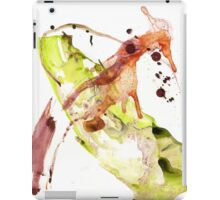 Oil and Water #9 iPad Case/Skin