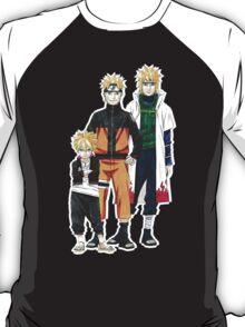 Generations : Minato x Naruto x Boruto  T-Shirt