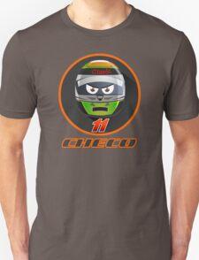 Checo PEREZ_Helmet 2015 #11 T-Shirt