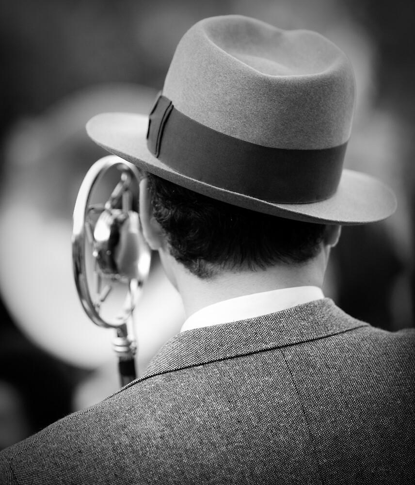 Band leader by Carlos Restrepo