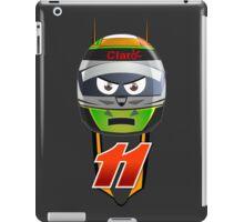 Checo PEREZ_Helmet 2015 #11 iPad Case/Skin
