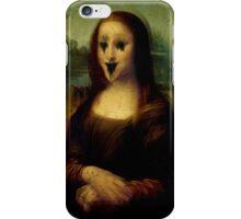 Haunted Mona Lisa iPhone Case/Skin