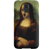 Haunted Mona Lisa Samsung Galaxy Case/Skin