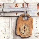 Lock and Latch by Ken Powers