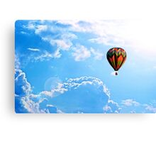 Am I awake, or is this just a dream? Canvas Print
