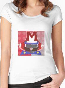 Mario Kabuto Women's Fitted Scoop T-Shirt