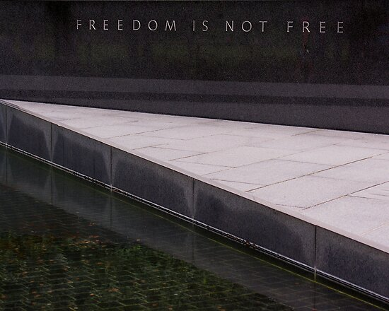 the price of freedom by 1busymom