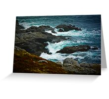 Shad Bay Shore Greeting Card
