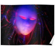 "Dream Warriors of Light  #5 {ESP. for ""Dark Future""} Poster"