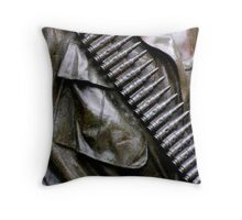 power of death Throw Pillow