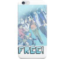 Splash Free! ✩ iPhone Case/Skin