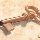 Skeleton Key by Ken Powers