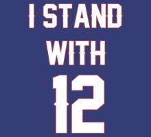 I Stand With #12 by xxxKrisKrossxxx