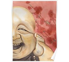 The Travelling Buddha Poster
