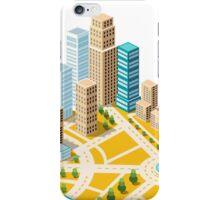 City center  iPhone Case/Skin