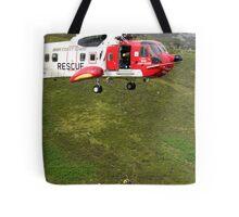 Mountain Rescue Tote Bag