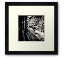 Surfrider 777 Framed Print