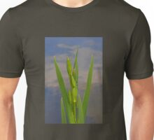Irises by the lake....... Unisex T-Shirt