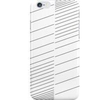 blinds, lines, stripes iPhone Case/Skin