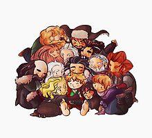 Hug the hobbit by quelm