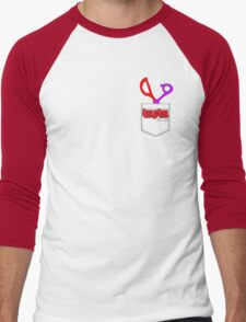 Kill la Kill scissors Men's Baseball ¾ T-Shirt