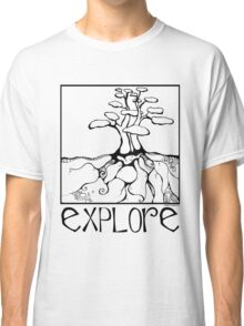 Fairy Tree No. 16 - Explore Classic T-Shirt