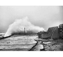 Perfect Storm Photographic Print