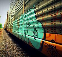 Train Creativity by Lauren Avery