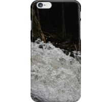 Waters furry iPhone Case/Skin