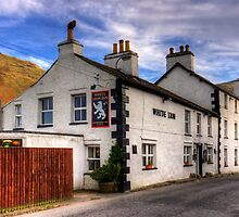 The White Lion at Patterdale by Tom Gomez
