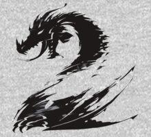 Dragon GW2 Black Kids Tee