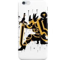 Valkyrie Leona Ink iPhone Case/Skin