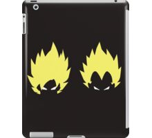 goku & vegeta ssj iPad Case/Skin