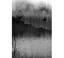 Shades of Gray- Abstract Photographic Print
