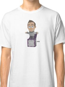Abed's Uncontrollable Christmas - Jeff Classic T-Shirt