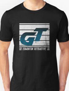 Edmonton Auto - Teal & White T-Shirt